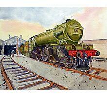 War Train Photographic Print