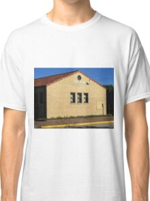Abilene, Kansas - Railroad Station Classic T-Shirt
