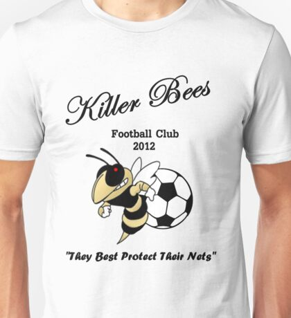 Killer Bees Football Club Unisex T-Shirt