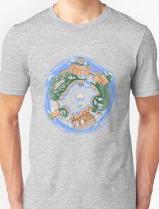 Mario World Planet T-Shirt