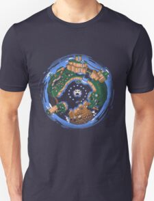 Mario World Planet T-Shirt