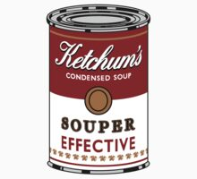 Souper Effective Kids Tee