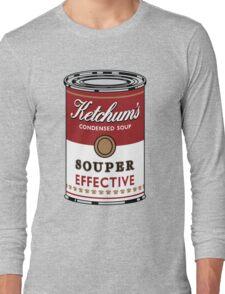 Souper Effective Long Sleeve T-Shirt