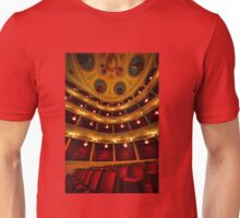Classical theatre in Syros island Unisex T-Shirt