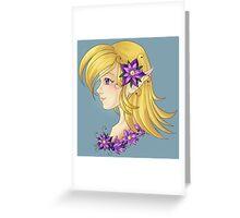 Lilina Greeting Card