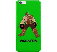 Megaton iPhone Case/Skin