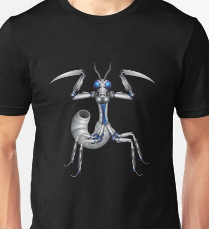 Robot-mantis Unisex T-Shirt