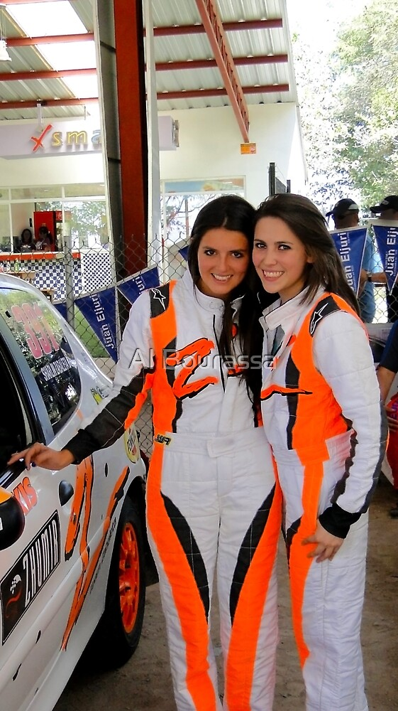 Professional Rally Racers, Parque XTremo by Al Bourassa