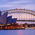 Classic Sydney, New South Wales, Australia by Michael Boniwell