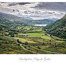 Beddgelert Countryside by Jacinthe Brault
