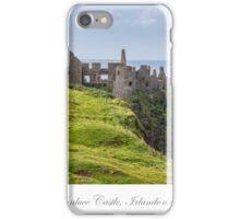 Dunluce Castle iPhone Case/Skin