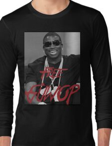 Free Gucci/Guwop Long Sleeve T-Shirt