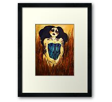 Her Name Was Patience Framed Print
