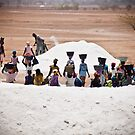Salt is Women's Work by Halie Hovenga