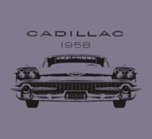 1958 Cadillac Kids Clothes