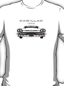 1958 Cadillac T-Shirt
