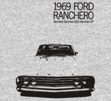 Ford Ranchero 1969 Kids Clothes