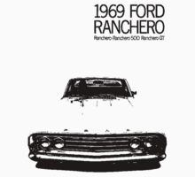 Ford Ranchero 1969 by garts