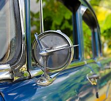 Old 50s Chevy in Cuba by olivera kenic
