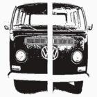 VW Combi by garts