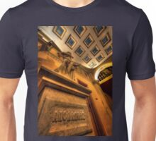 Statue of God Apollo Unisex T-Shirt