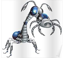 Robot-insect Poster