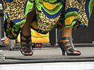 Judy Mowatt Shoes by Sandra Gray
