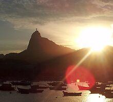 Rio de Janeiro - Sugar Loaf by Mind Sync Dream Factory