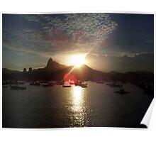 Rio de Janeiro - Sugar Loaf Poster