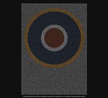 Roll of Honour 75(NZ) Squadron RAF 'Roundel' T-Shirt