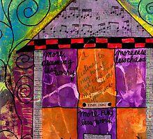 House of Lyrics by © Angela L Walker