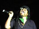 Maxi Priest Sings in Motion by Sandra Gray