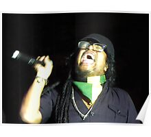 Maxi Priest Sings in Motion Poster