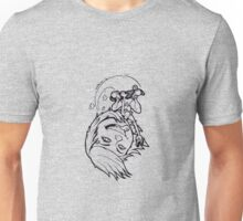Pierced Chick Unisex T-Shirt
