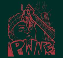 PWNED (owned) Red by Joe  Rough