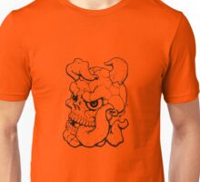 Tongue Skull Unisex T-Shirt