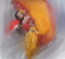 The Dance by Niharika Singhal