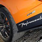 Lamborghini Gallardo LP570-4 Spyder Performante - Wheel by Pavle
