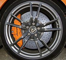 Lamborghini Gallardo LP570-4 Spyder Performante - Carbon Ceramic Brake by Pavle