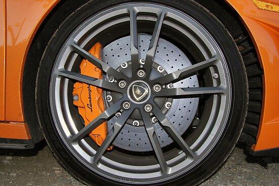Lamborghini Gallardo LP570-4 Spyder Performante - Carbon Ceramic Brake by Pavle