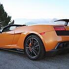 Lamborghini Gallardo LP570-4 Spyder Performante - Rear by Pavle