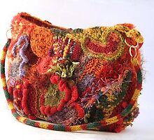 Scrumbled Bag by Lauraheap