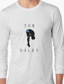 Tom Daley Long Sleeve T-Shirt
