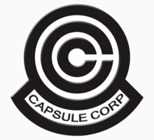 Capsule Corporation Logo by dtdream