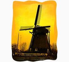 WindMill in Holland Unisex T-Shirt