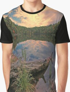 The Setting Sun Graphic T-Shirt
