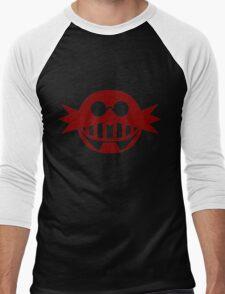 Robotnik Logo Large Men's Baseball ¾ T-Shirt