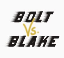 Bolt VS Blake! by tappers24