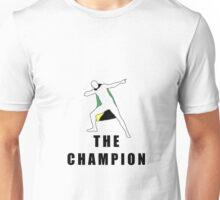 Usain Bolt - The Champion! Unisex T-Shirt