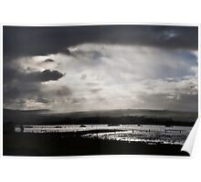 Storm over Middleton Poster